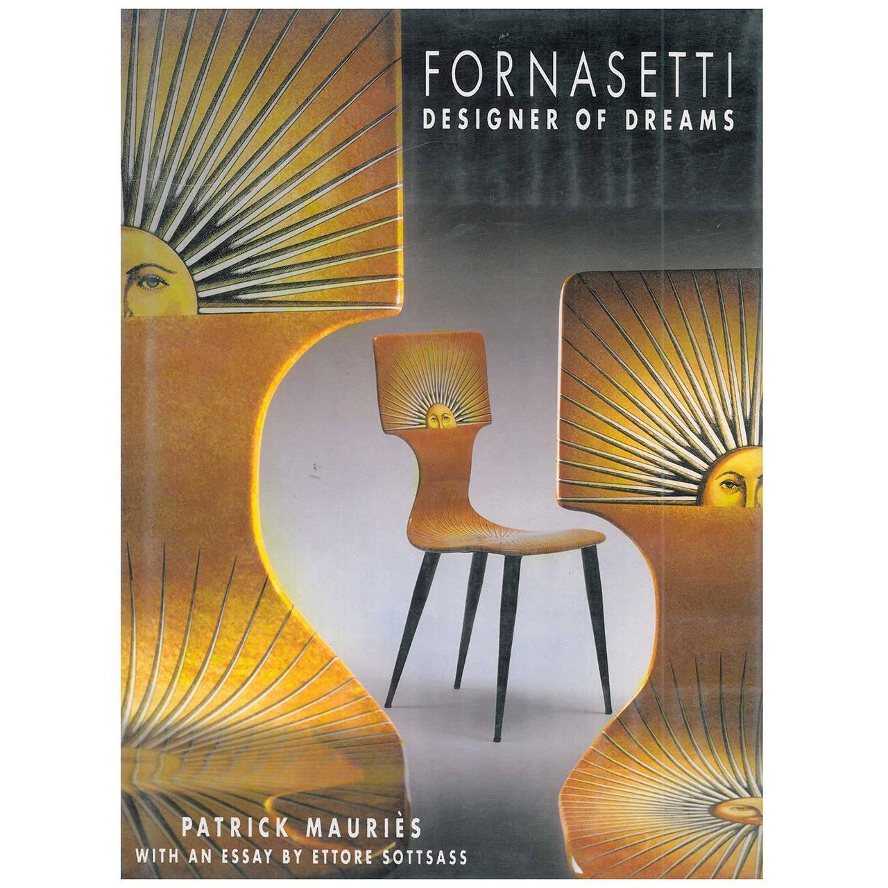 """""""Fornasetti - Designer of Dreams"""" Book"""