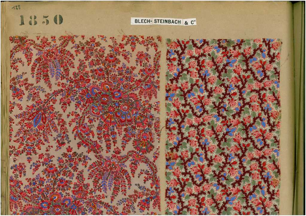 Sample Book of printed Fabrics and Textiles 4
