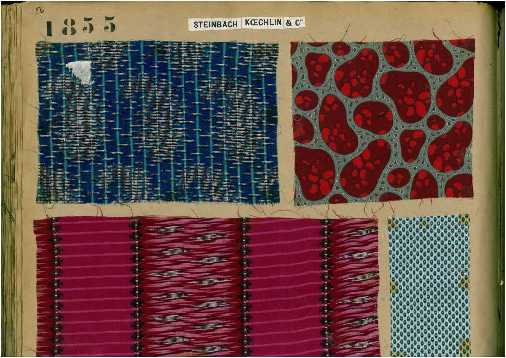 Sample Book of printed Fabrics and Textiles 5