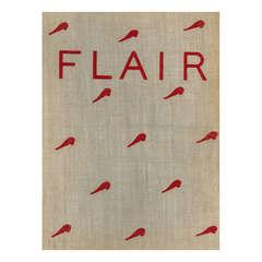 Flair Magazine, Complete Set, February 1950 to January 1951