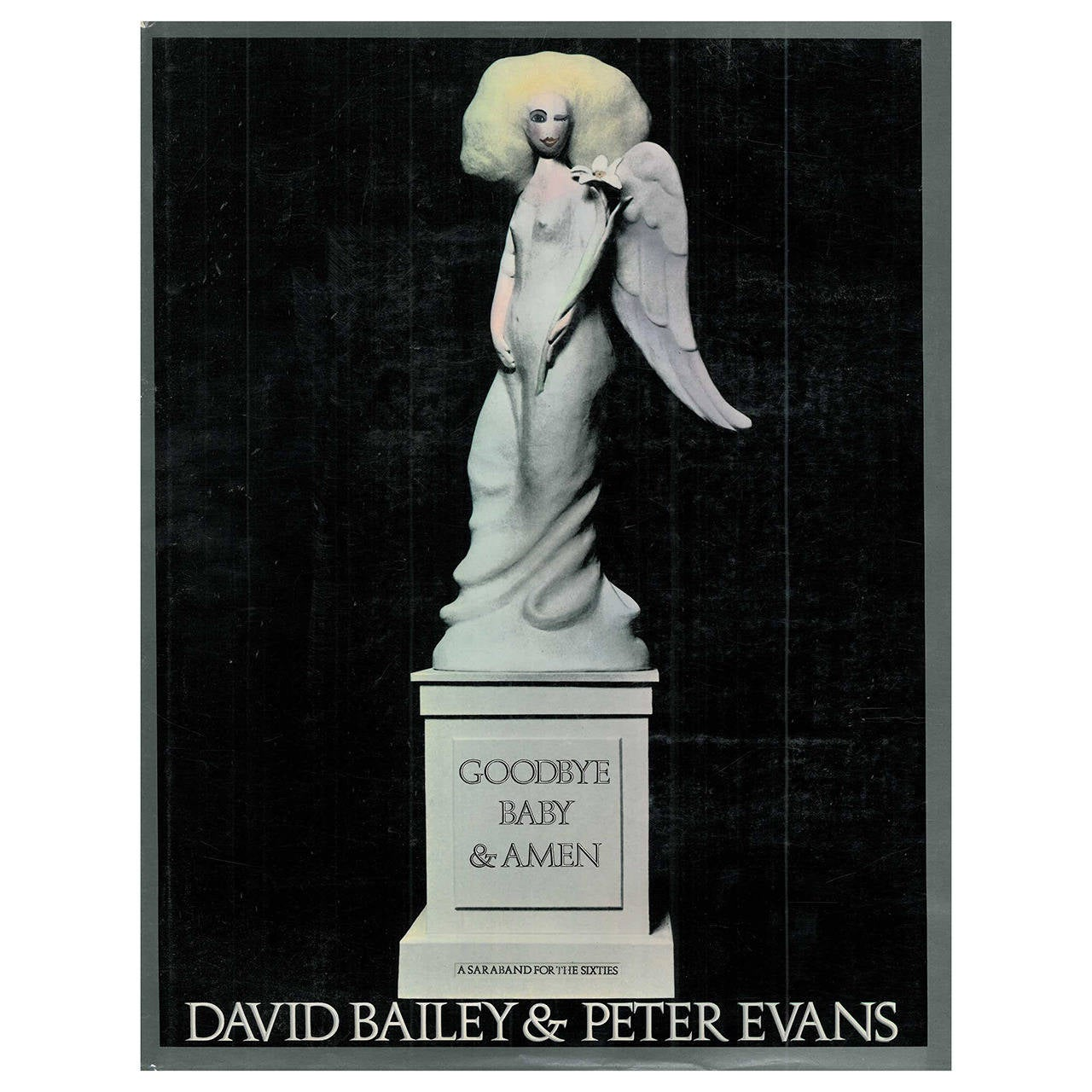 """Goodbye Baby & Amen,"" Book by David Bailey and Peter Evans"