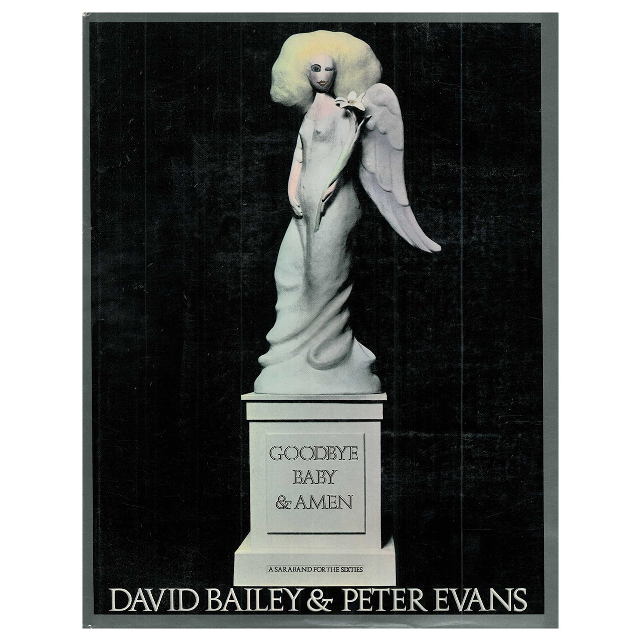 """""""Goodbye Baby & Amen,"""" Book by David Bailey and Peter Evans"""