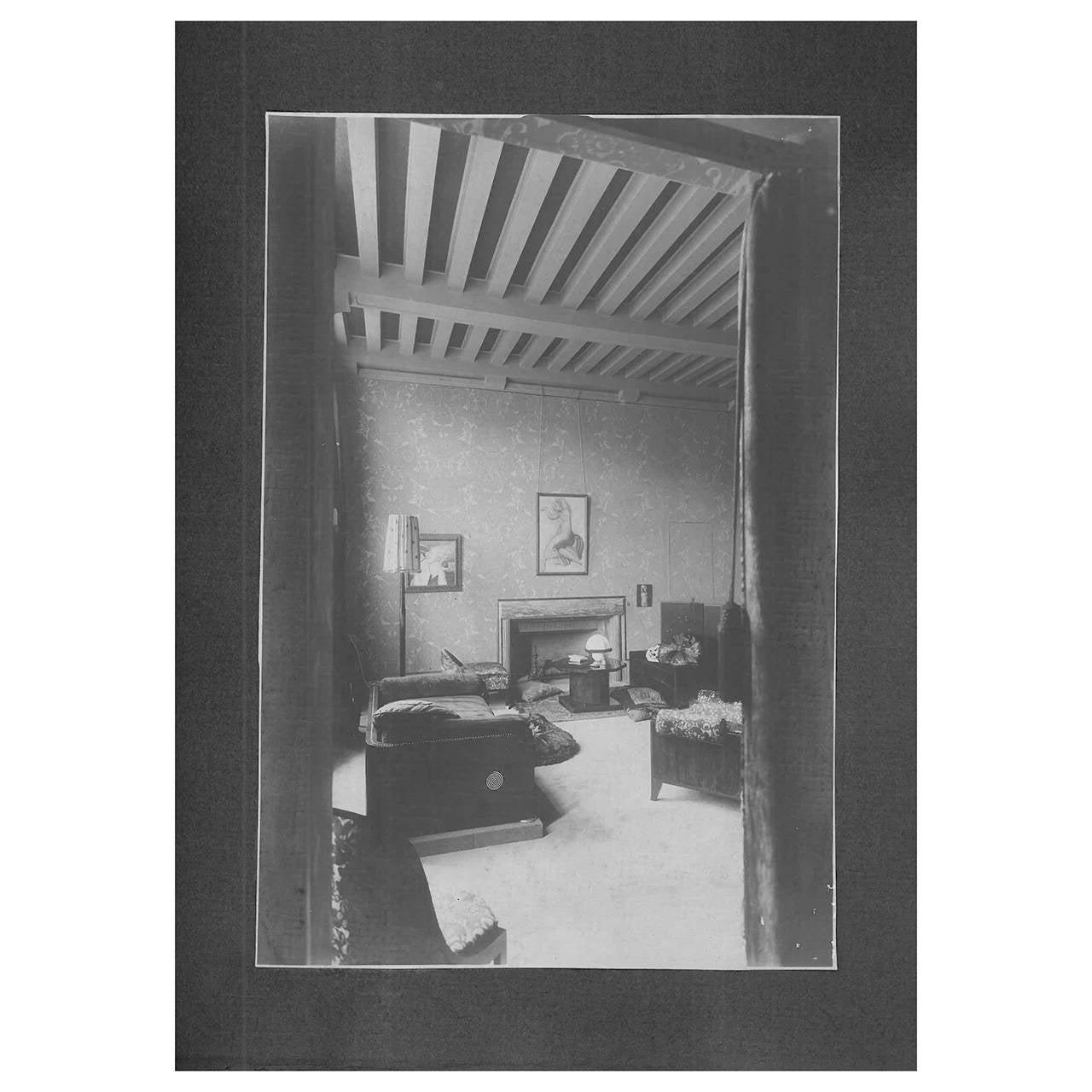 Ruhlmann Vintage Photograph Album For Sale