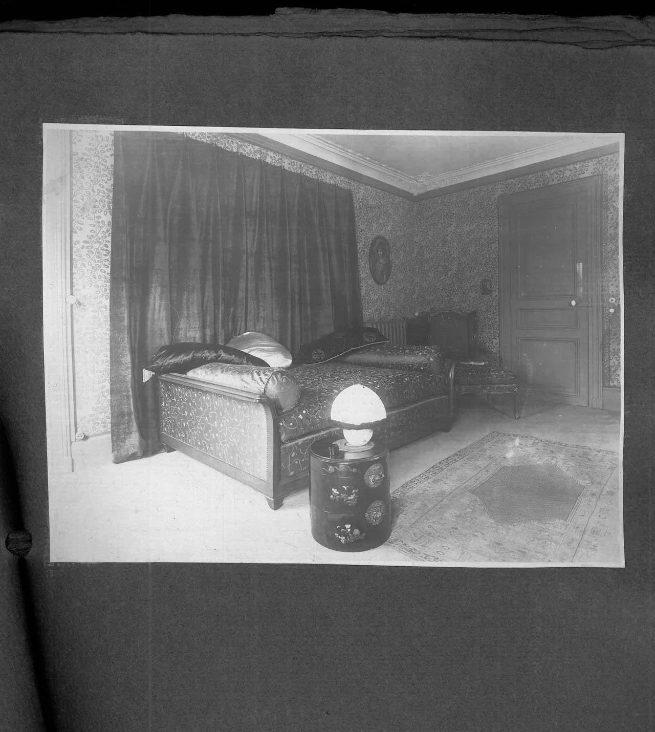 20th Century Ruhlmann Vintage Photograph Album For Sale