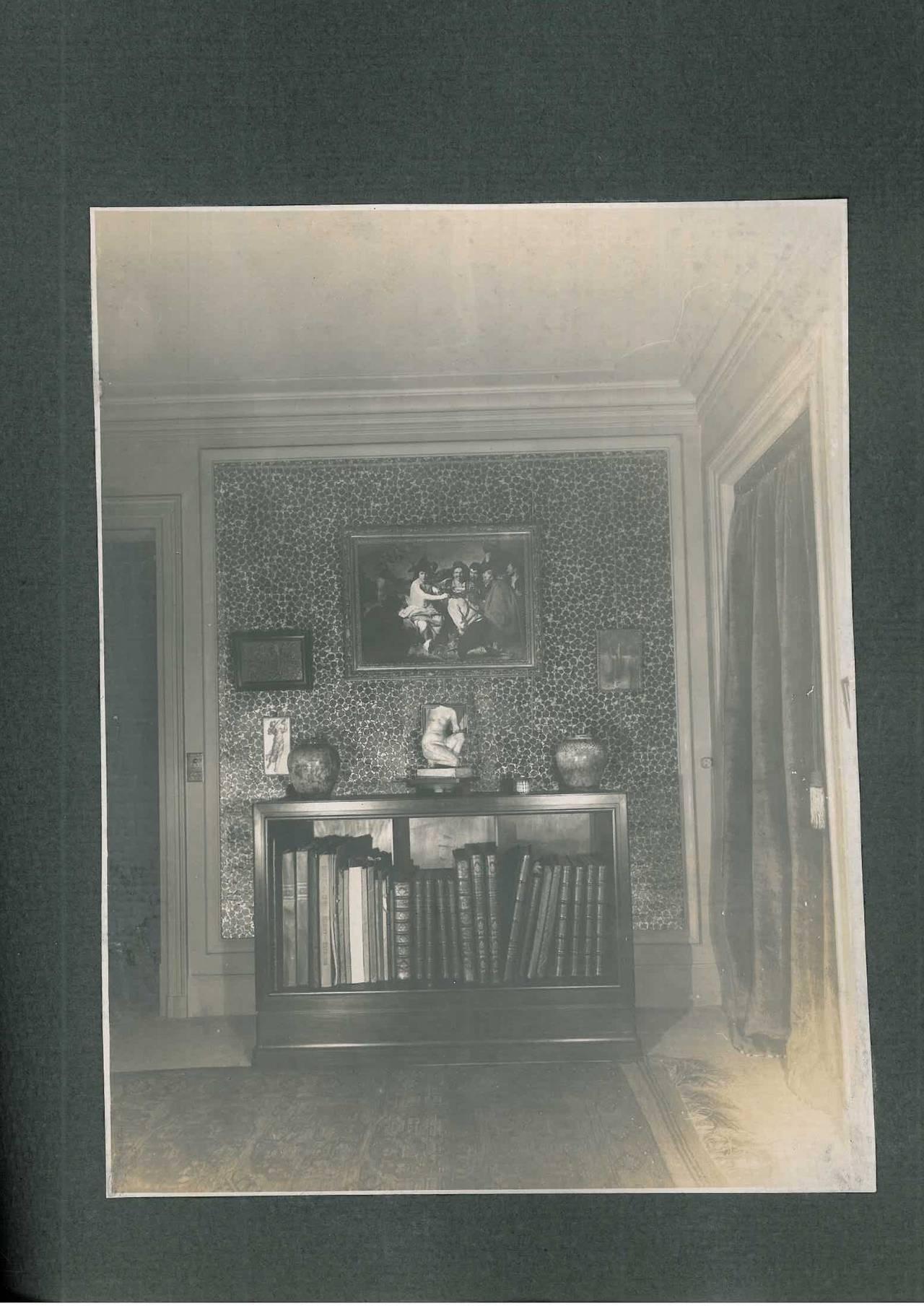 Ruhlmann Vintage Photograph Album For Sale 2
