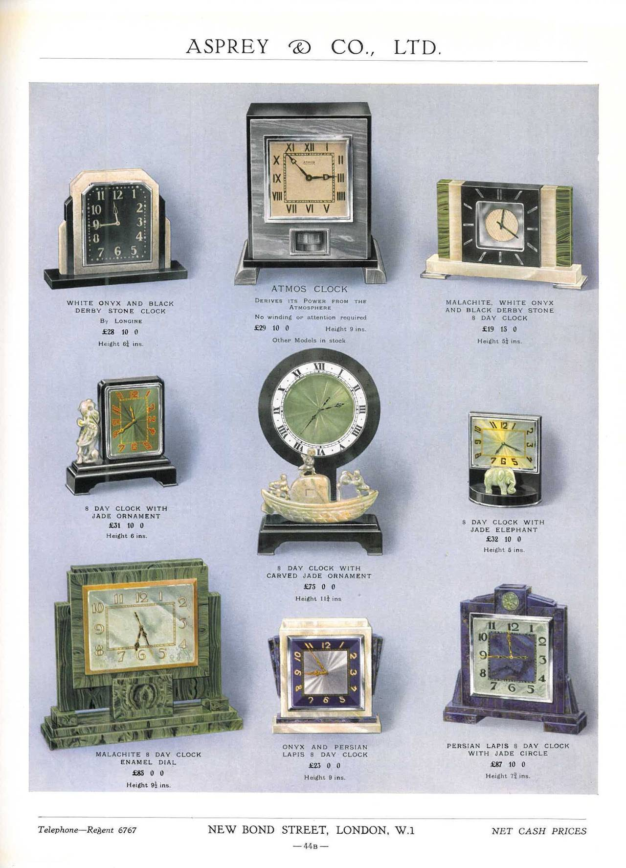 Asprey and Company Limited ( Art Deco Period Mail Order Catalogue ) For Sale 6