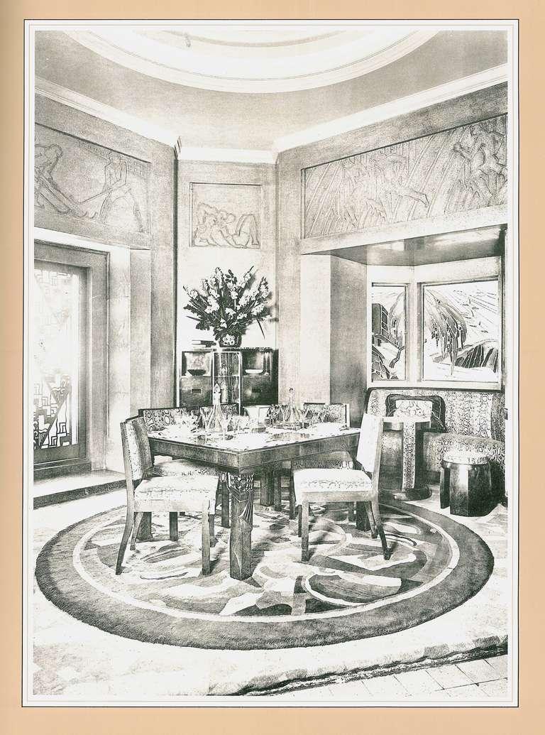 Authentic Art Deco Interiors From The 1925 Paris