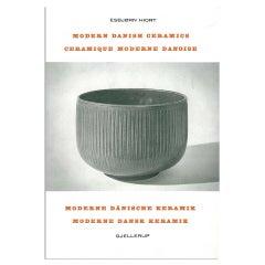 Modern 20 th century Danish Ceramics   (book)