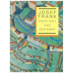 Josef Frank, Architect And Designer