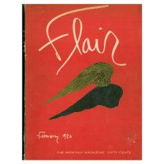 Flair Magazine - Complete Set February 1950 To January 1951