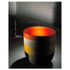 Ceramics - Ettore Sottsass