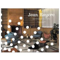 """""""Jean Royere: decorateur a Paris"""" Book"""