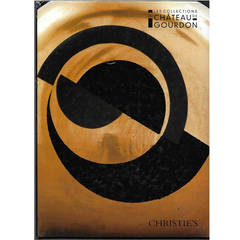 Chateau Gourdon Christies Sale Catalogues, Famous sale of Art Deco Furniture