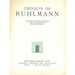 Croquis de Ruhlmann