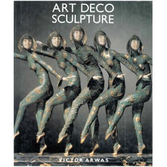 """Art Deco Sculpture"" Book"