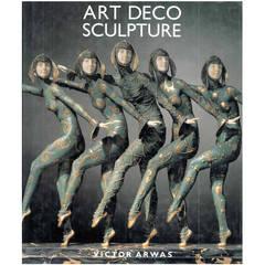 """""""Art Deco Sculpture"""" Book"""