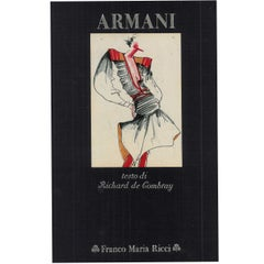 """Armani"" (book) - signed copy"