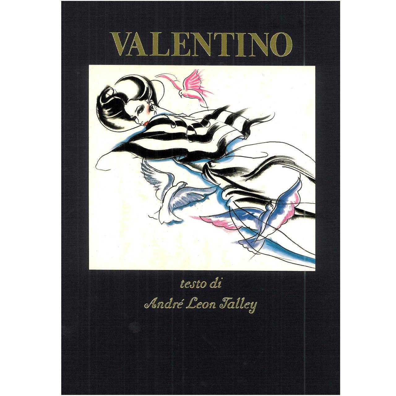 """""""Valentino"""" Book For Sale"""