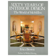Sixty Years of Interior Design: The World of Mcmillen