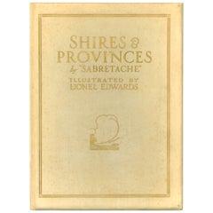 """Shires & Provinces"" Book by Sabretache"