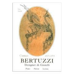 Camillo Bertuzzi 1819-1894 (Jewellery Designer)
