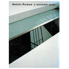Andree Putman, A Designer Apart Book