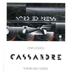 """Cassandre"" Book by Henri Mouron"