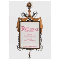 """Gilbert Poillerat, """"Maitre Ferronnier"""" Art Deco Metalware designer"""