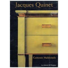 Jacques Quinet Book