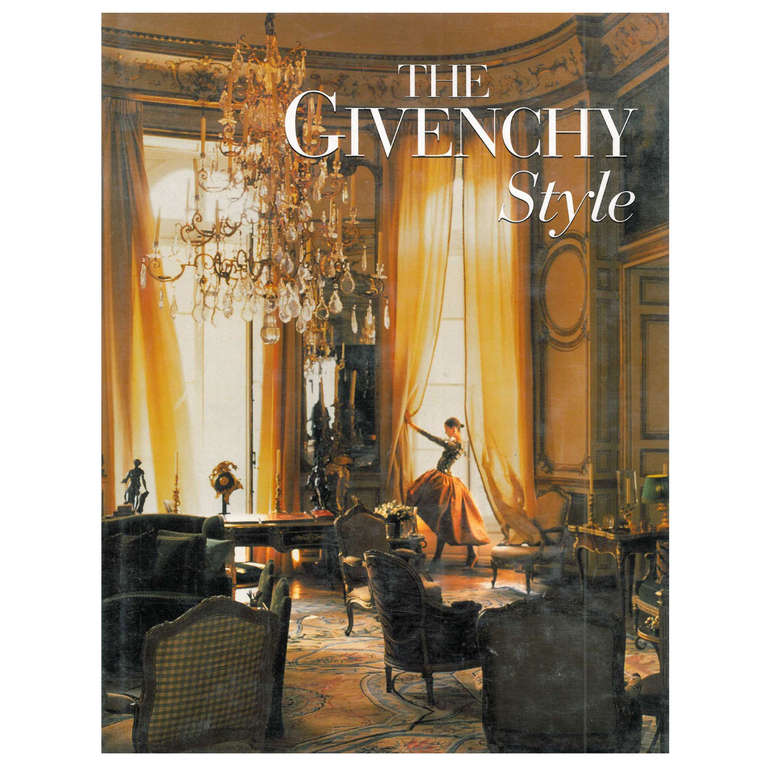 """The Givenchy Style"" Book"