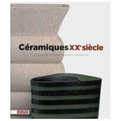 """Céramiques XX siècle"" Book, 20th Century Ceramics"