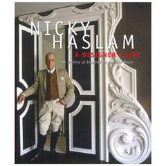 "Nicky Haslam ""A Designer's Life"" Book"