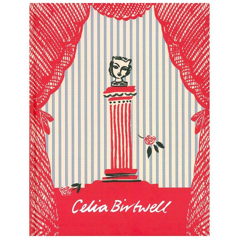99b968913f Celia Birtwell. Book. at 1stdibs