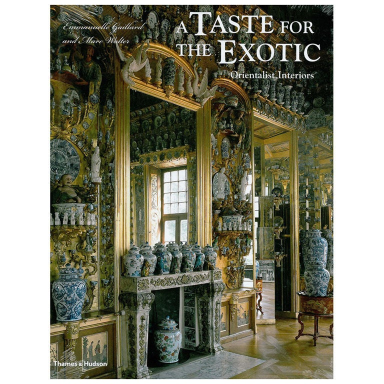 a taste for the exotic orientalist interiors book at