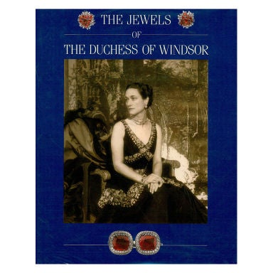 The Jewels of The Duchess of Windsor. Book.