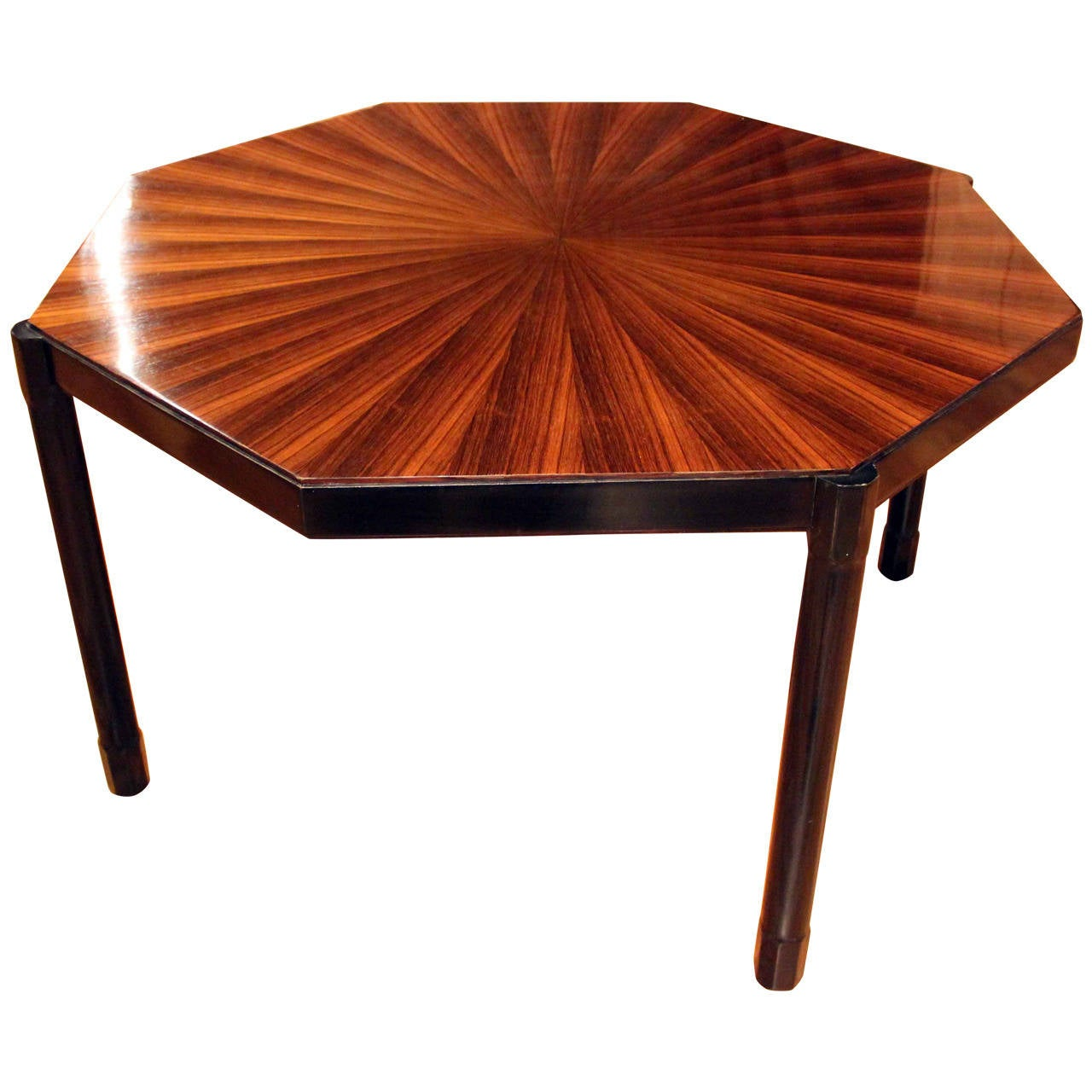 Center Table Wood : Sorry, this item from Randall Tysinger Antiques is not available.