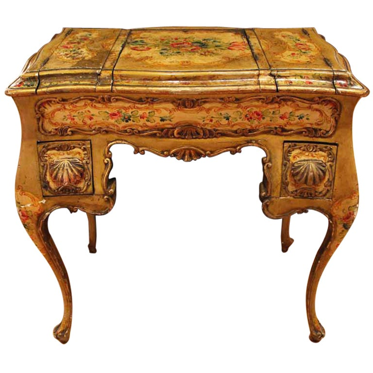 Italian Dressing Table At 1stdibs