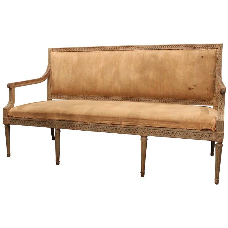 Swedish Sofa At 1stdibs