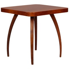 Jindrich Halabala Square Side Table