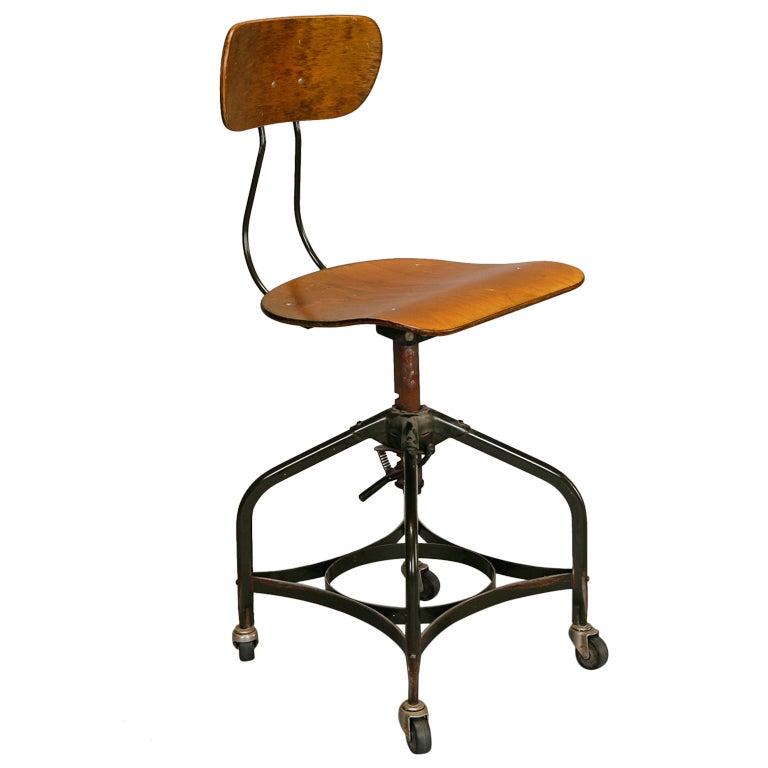 Toledo Style Chairs Toledo Style Adjustable Industrial