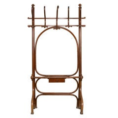Thonet Bentwood Hall Stand