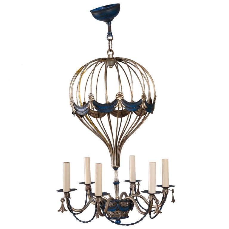 825622 for Balloon chandelier decoration