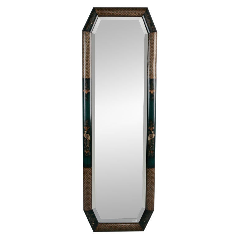 long narrow chinoiserie mirror at 1stdibs
