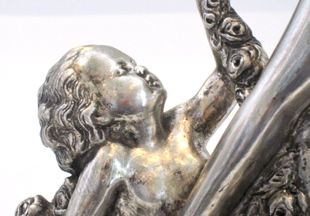 French Art Deco Sculpture signed B. Rezl For Sale 1