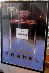 Andy Warhol Chanel No 5 Print