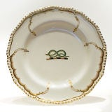 Derby set of dishes. c1825 thumbnail 3