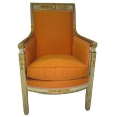 Directoire chair 18th Century