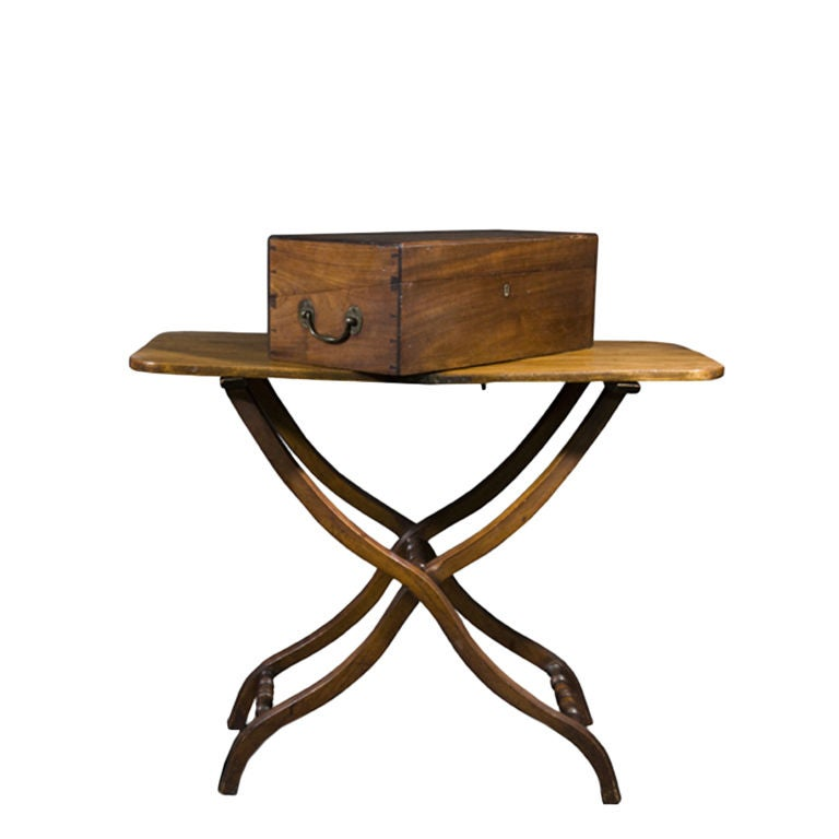Coach table english c1850 at 1stdibs for Coach furniture