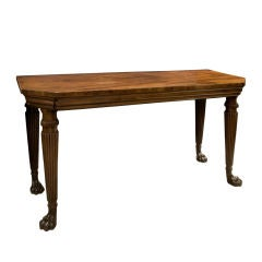 Important Regency Period Pier Table. English c1820