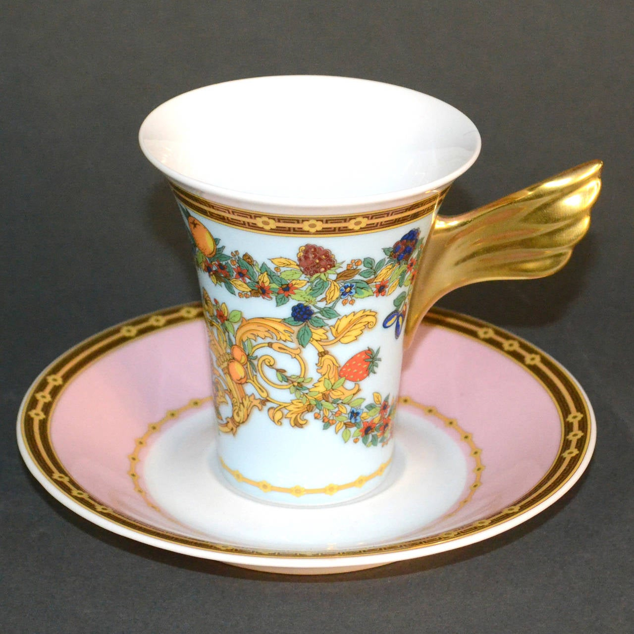 Le Jardin de Versace China Dinnerware Set at 1stdibs & Jardin de Versace China Dinnerware Set at 1stdibs